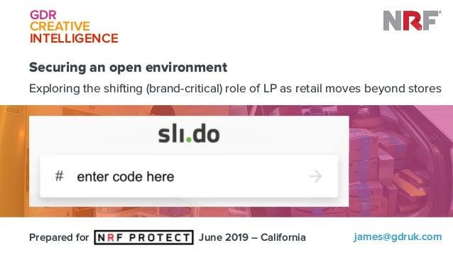 P19 securing an open environment james mullan_6.18.19 Slide 2