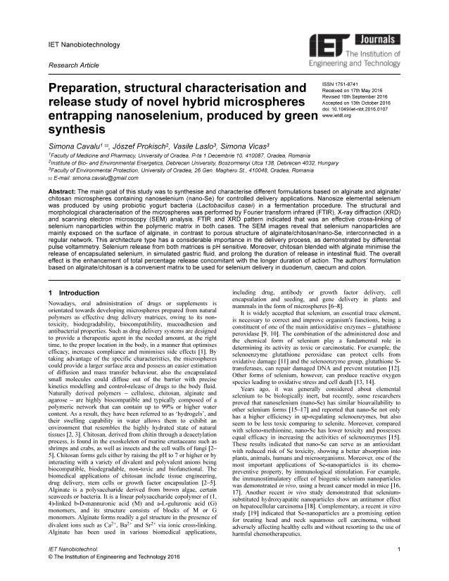 P1 cavalu simona nanobiotechnology