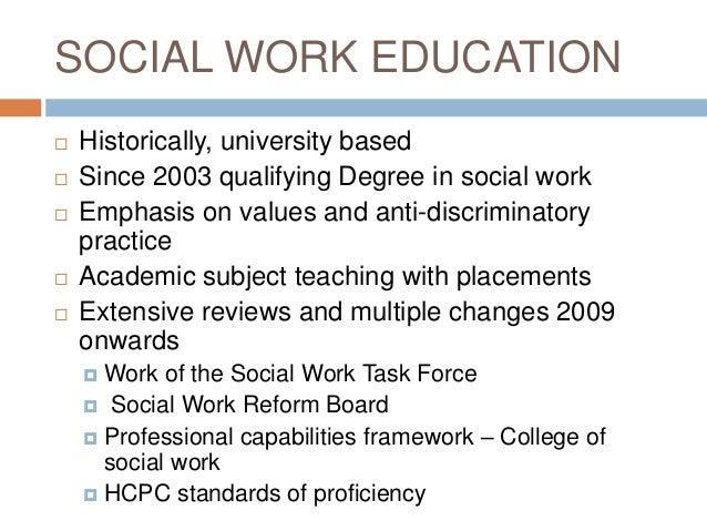 Social Work graduate, Samuel - University of South Australia
