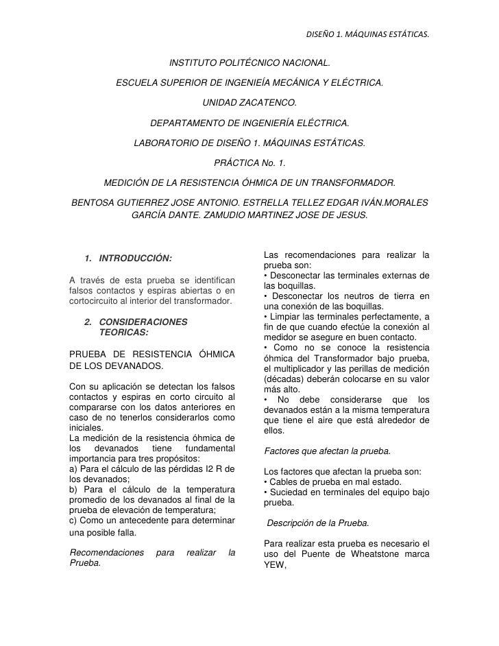 INSTITUTO POLITÉCNICO NACIONAL.<br />ESCUELA SUPERIOR DE INGENIEÍA MECÁNICA Y ELÉCTRICA.<br />UNIDAD ZACATENCO.<br />DEPAR...