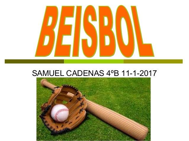SAMUEL CADENAS 4ºB 11-1-2017