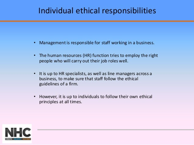 explain the implications for the business and stakeholders of a business operating ethically The impact of stakeholders  the advantages of being ethical  investors will be more willing to put capital into a business that they can see is ethically managed.