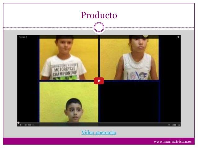 Producto Vídeo poemario www.marinatristan.es