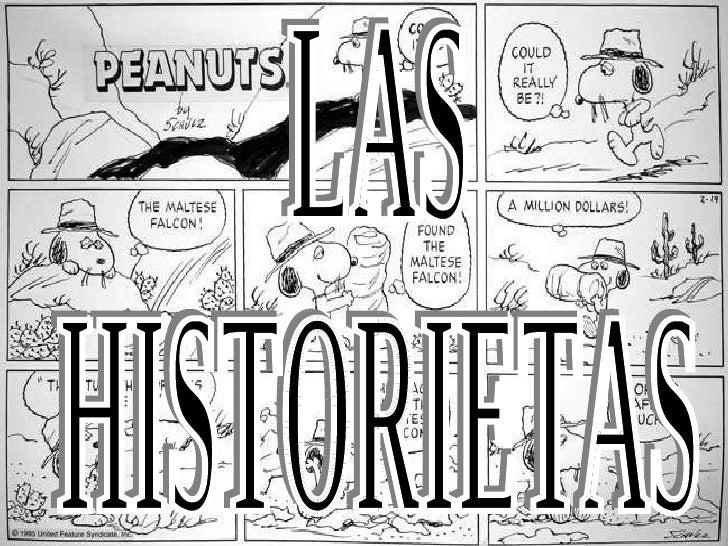 LAS  HISTORIETAS