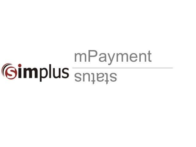 mPaymentstatus