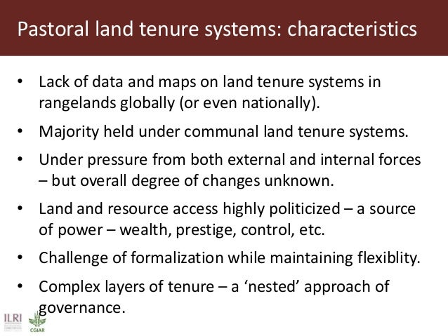 Solutions for managing and protecting rangelands:  Ongoing research and innovations through R4D Slide 3