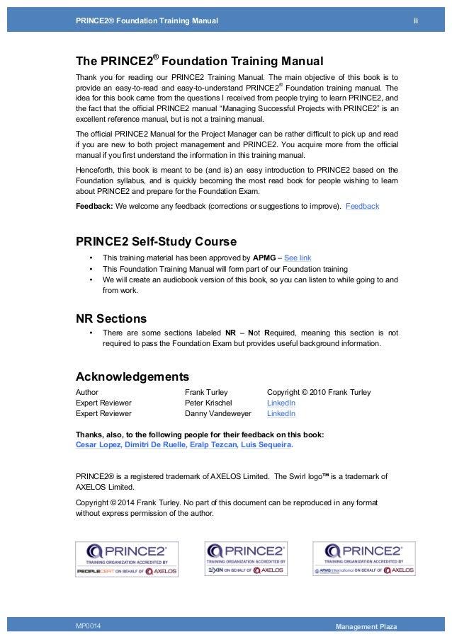 Doc585700 Training Manual Format Sample Training Manual 10 – Training Manual Format