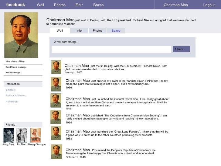 facebook                   Wall            Photos             Flair         Boxes                                         ...