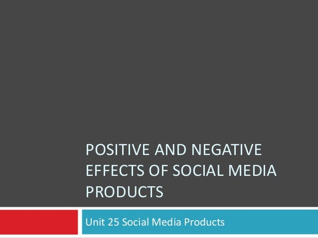 positive impact of social media Despite social media playing a positive role for most, the survey found the high  use of social media and technology can have a negative impact.