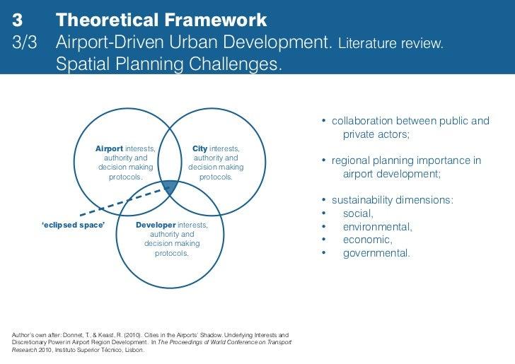 growth corridor literature review