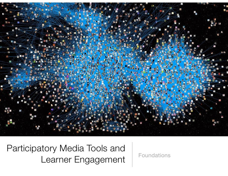 Participatory Media Tools and                                 Foundations          Learner Engagement