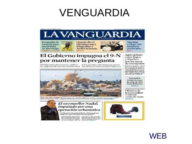 VENGUARDIA  WEB