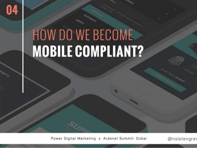 Power Digital Marketing x Arabnet Summit:  Dubai  @nsletengrer
