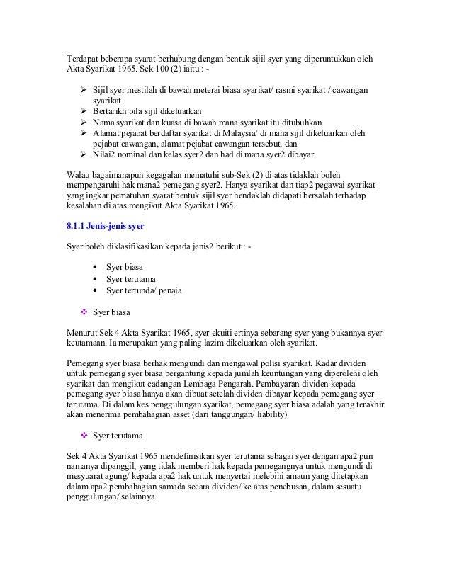 Contoh Surat Rasmi Pertukaran Nama Syarikat Surat Rasmi E