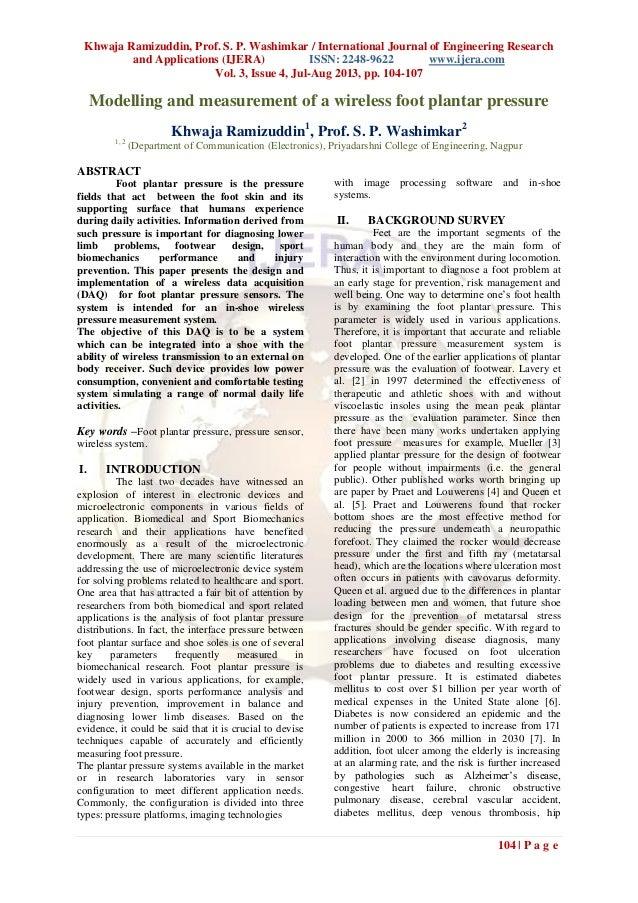 Khwaja Ramizuddin, Prof. S. P. Washimkar / International Journal of Engineering Research and Applications (IJERA) ISSN: 22...