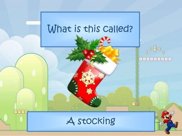Super Mario Christmas Stocking.P3 Christmas Super Mario