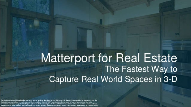 Matterport For Real Estate By Perspective 3-D of Grand