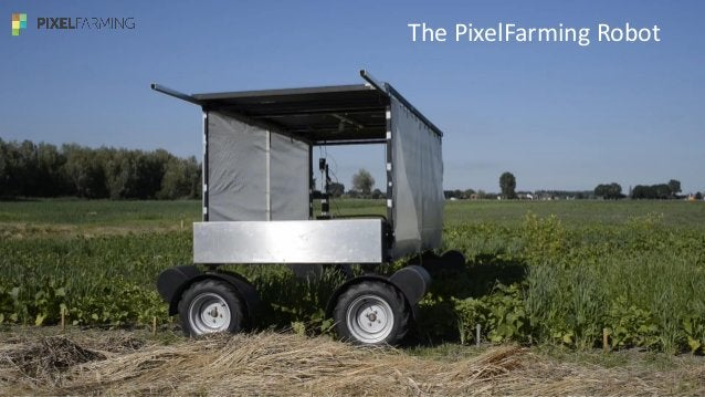 The PixelFarming Robot