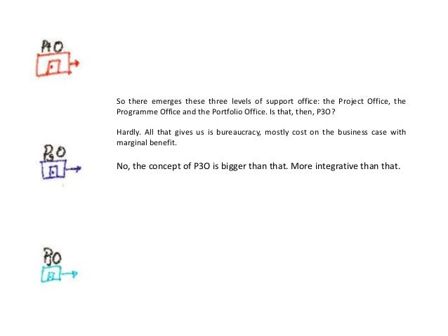 portfolio programme and project offices p3o pdf