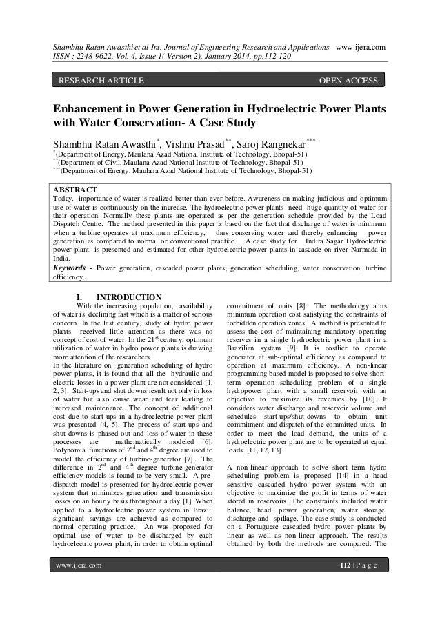Shambhu Ratan Awasthi et al Int. Journal of Engineering Research and Applications www.ijera.com ISSN : 2248-9622, Vol. 4, ...