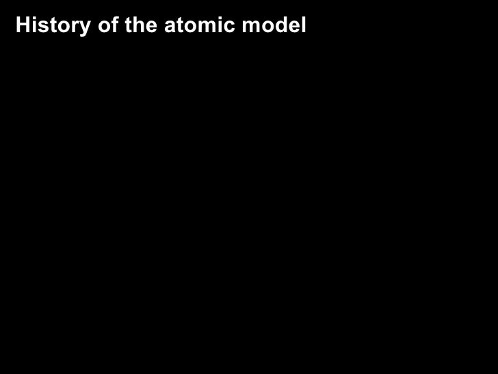 Lecture 41 42 atomic structure history of the atomic model 43 ccuart Images