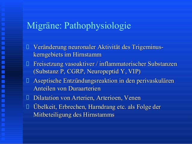 Migräne und Spannungskopfschmerzen