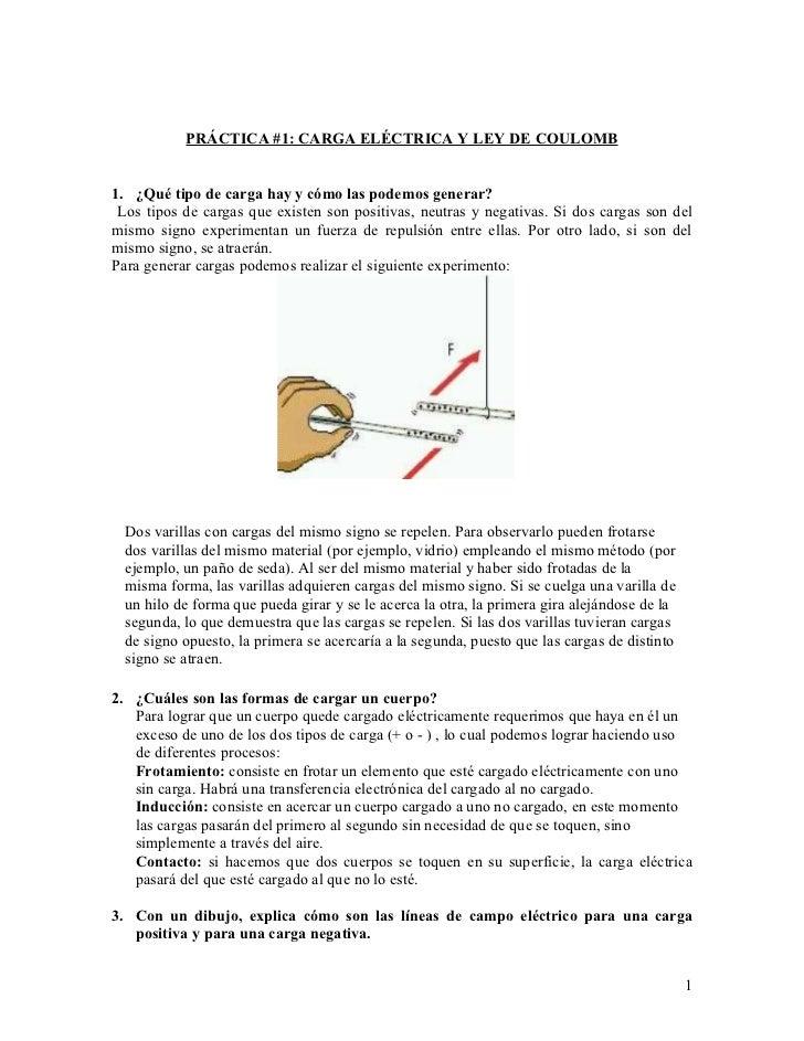 P45 ley de coulomb