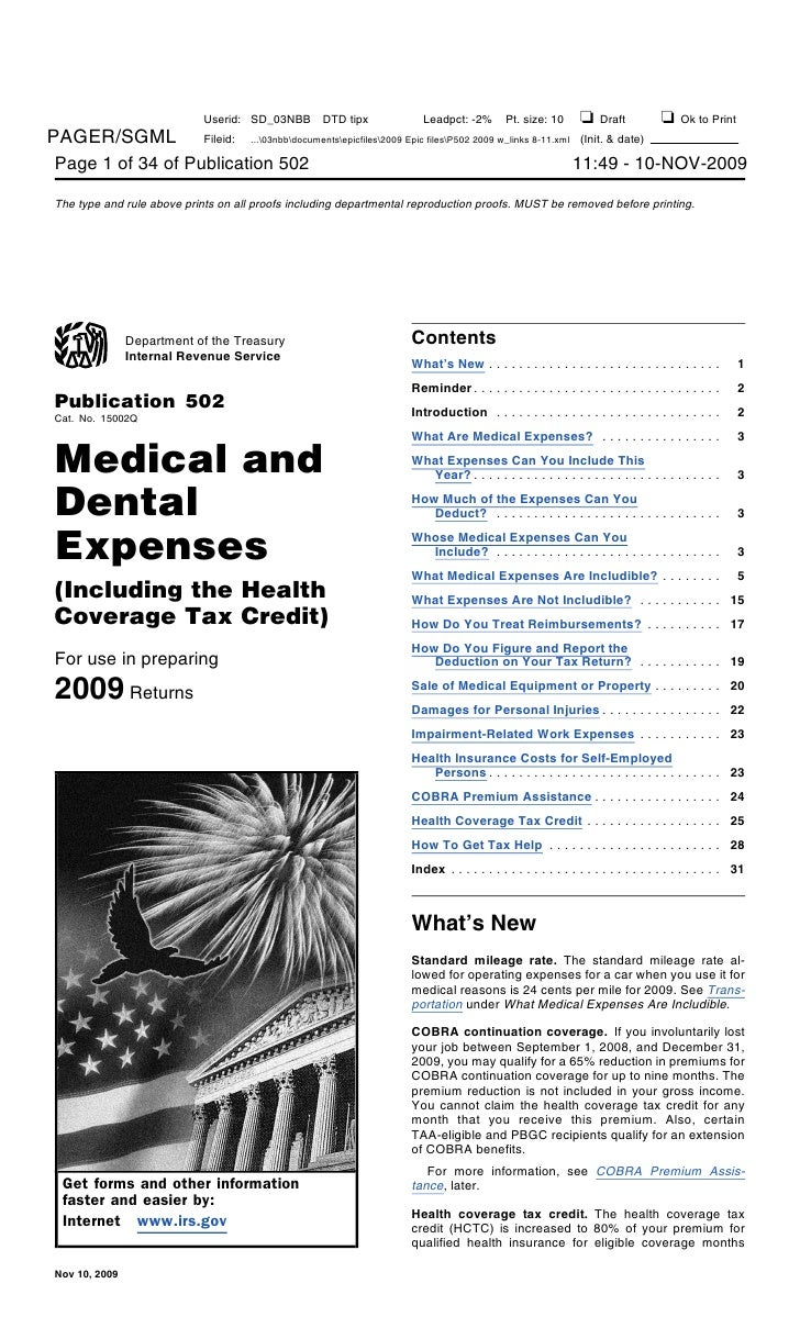 Department of the Treasury   Contents                Internal Revenue Service                                             ...