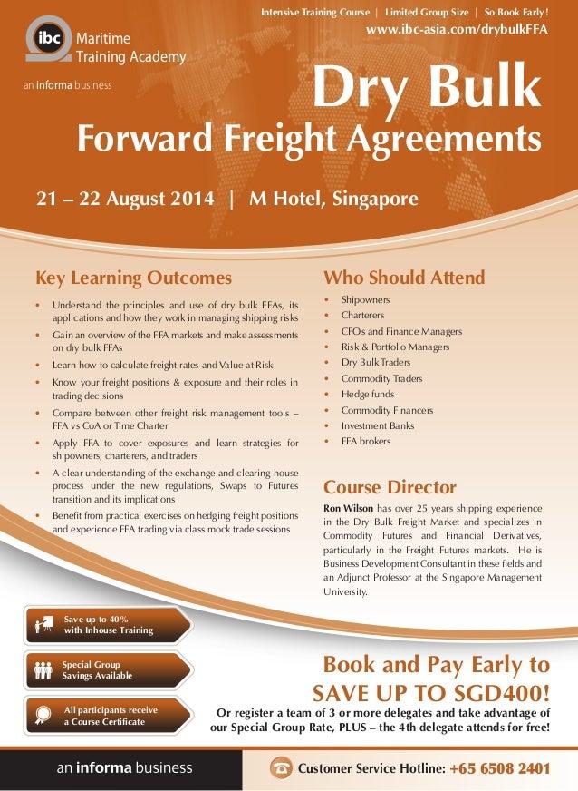 Dry Bulk Forward Freight Agreements 1 638gcb1407386520