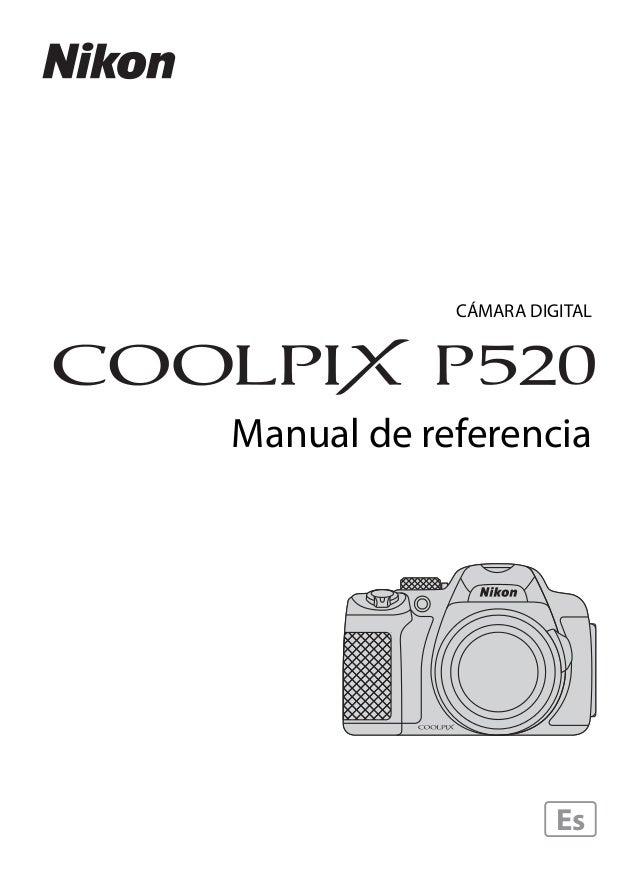 CÁMARA DIGITAL  Manual de referencia  Es