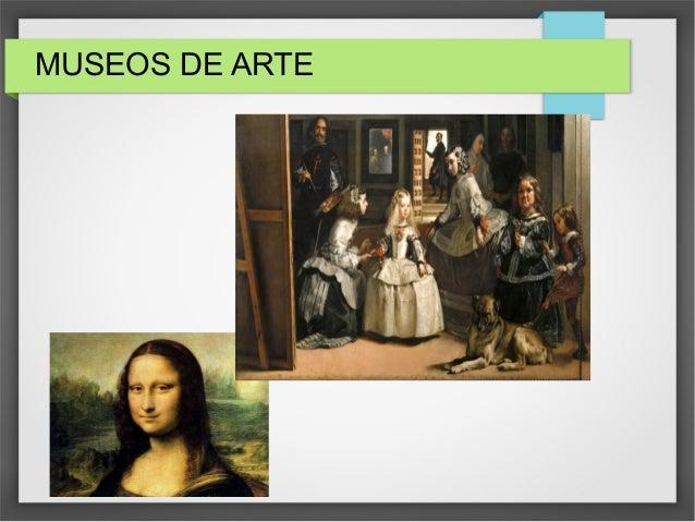 MUSEOS DE ARTE