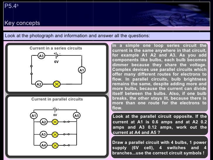 Fine All Circuit Symbols Ornament - Schematic Diagram Series Circuit ...