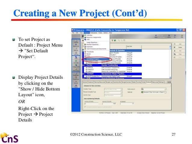primavera p6 manual rh slideshare net Primavera Software Logo primavera software manual recursos humanos pdf