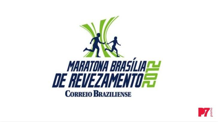 MARATONA DE REVEZAMENTO 2012   DESAFIO   ESTRATÉGIA   AÇÕES   RESULTADOS OBTIDOS                                          ...