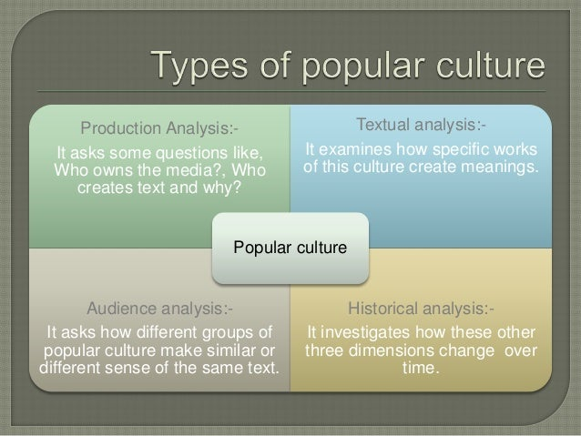 summary of postmodernism and popular culture
