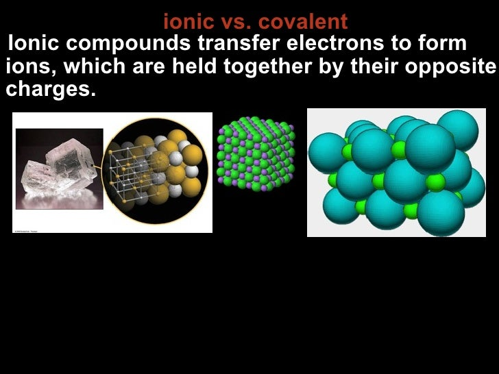 32 ionic and covalent bonds venn diagram
