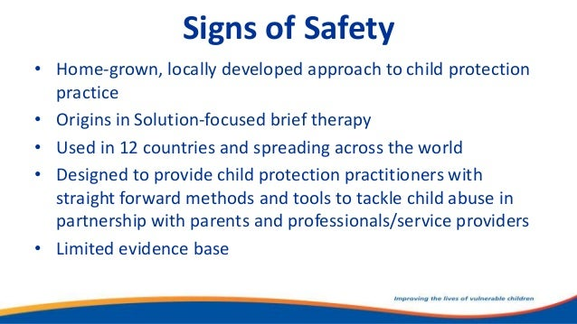 the concept of child safety essay Free essay: the concern of children's safety on the internet during the last   professors in universities all across the country later followed this idea and.
