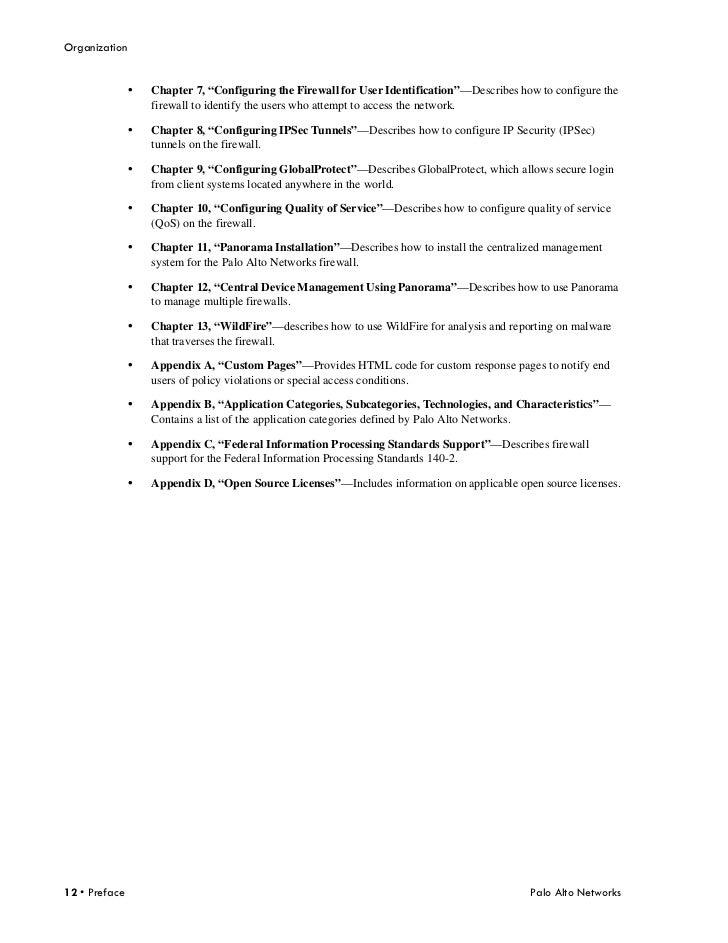 PANOS 4 1 Administrators Guide
