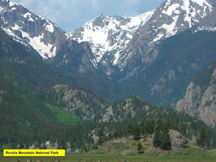 Rockie Mountain National Park