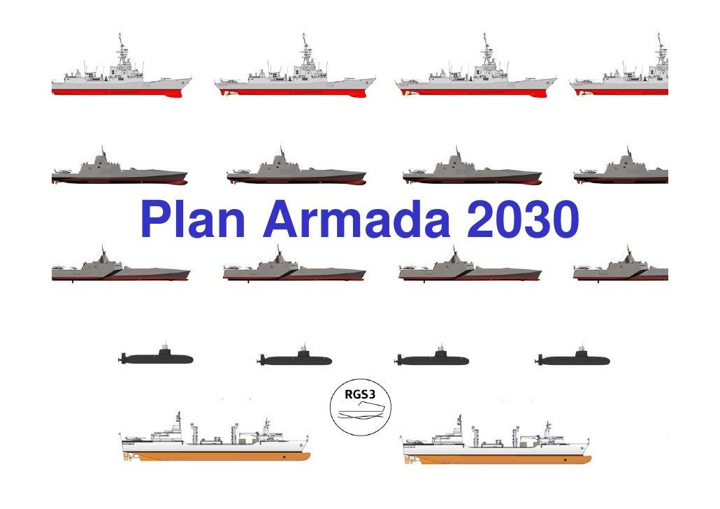 Plan Armada 2030