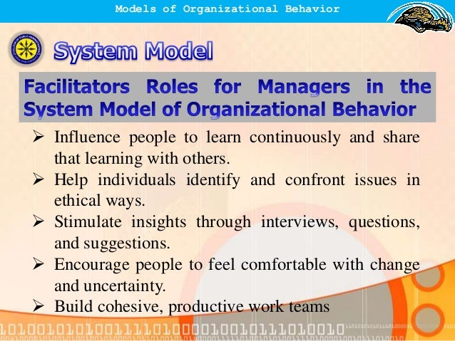 in the autocratic organizational model the basis is power with a managerial orientation of authority Leadership and organizational behavior introduction  describes the basis of a leader's power  rests on managerial inclination of authority.