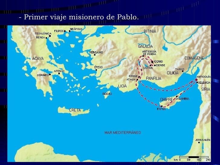 Pin primer viaje de san pablo segundo on pinterest for Cuarto viaje de san pablo