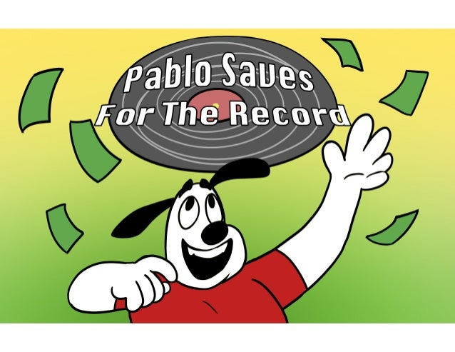 Pablo Saves for the Record!