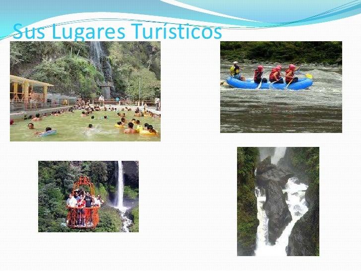 otro lugar turistico with en baos