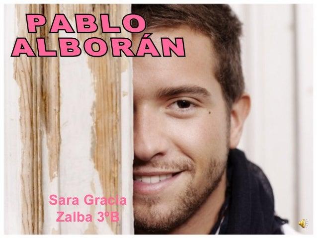 Sara Gracia Zalba 3ºB