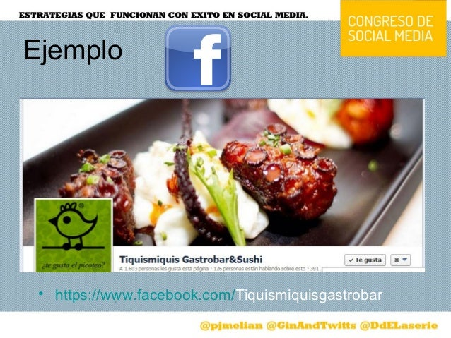 Ejemplo• http://www.transfoodsessions.es