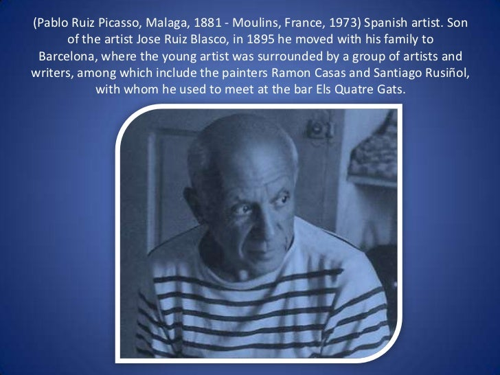 A Brief Yet Engrossing Biography of Pablo Picasso