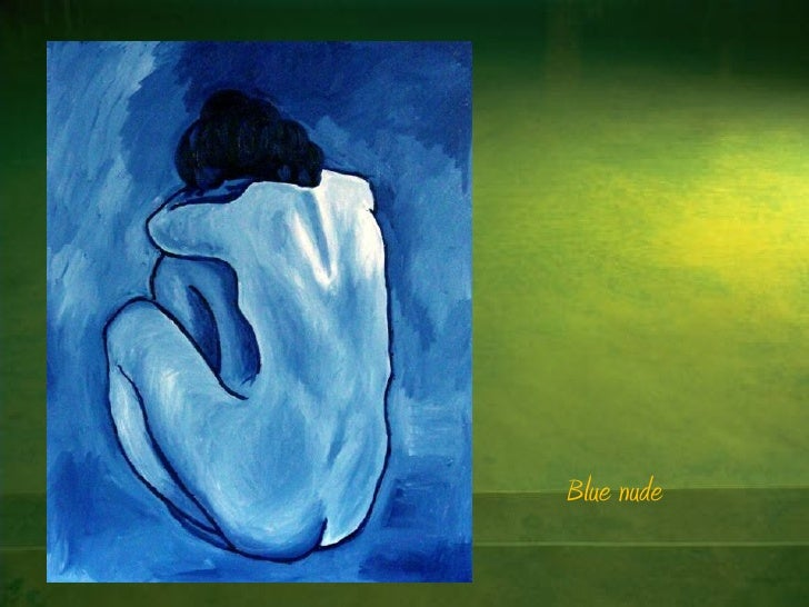Blue Nude By Picasso 12