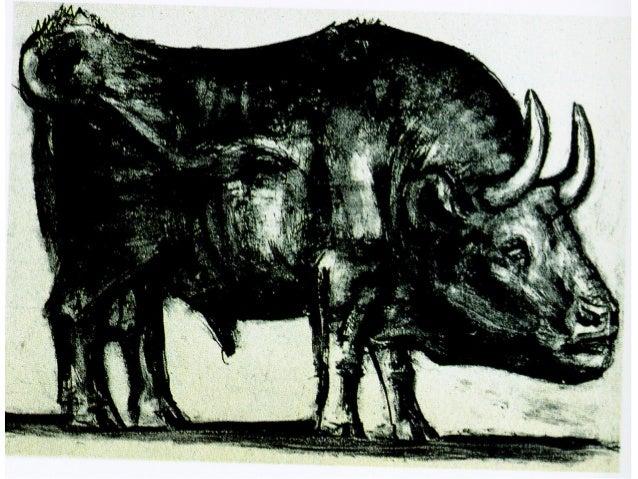 Pablo Picasso - Bulls  1-11 Slide 2