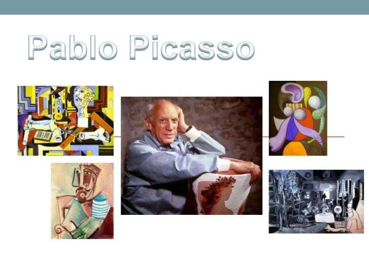 Pablo Picasso<br />
